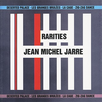 Jean Michel Jarre - Rarities (1994)