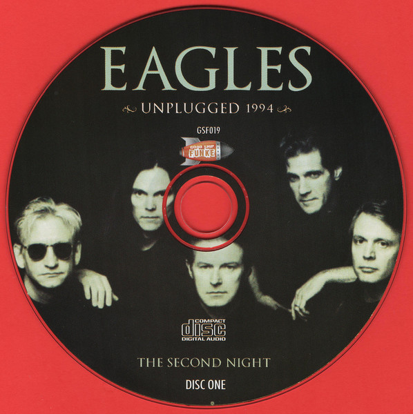 Eagles - Unplugged  Second Night